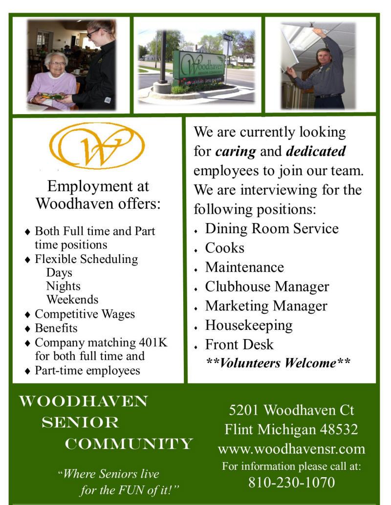 Woodhaven Senior Community - Woodlands